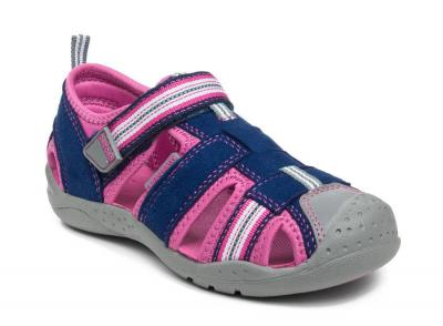 Pediped Flex - Sahara Navy Pink