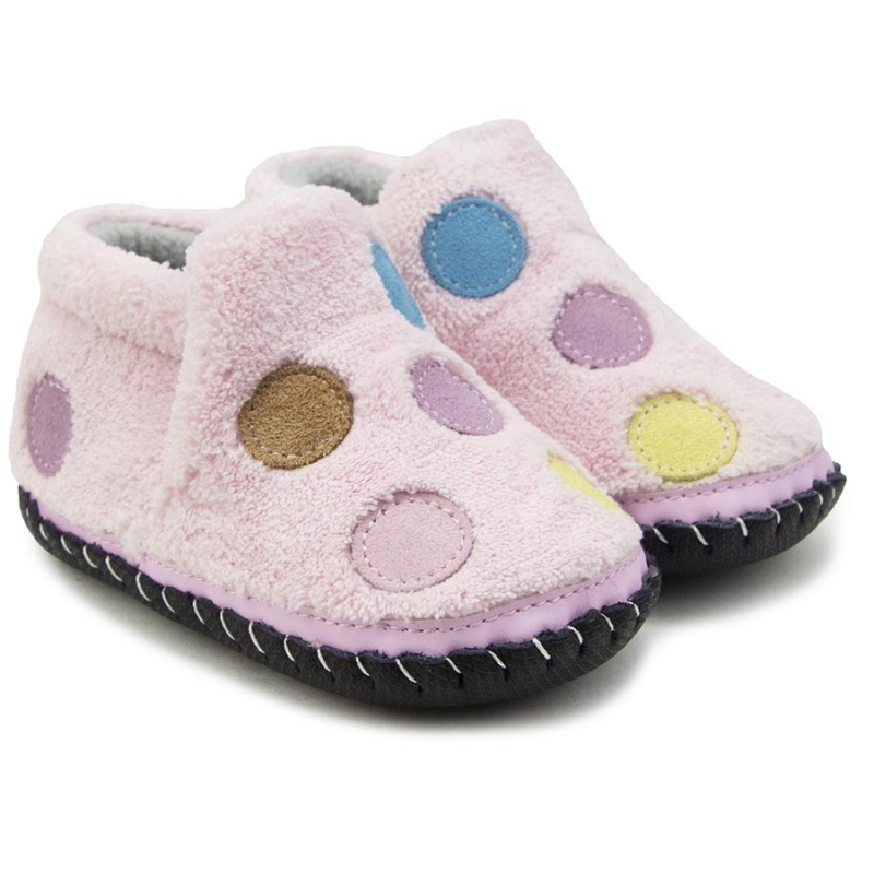 Pediped Originals - Boo Pink Polka