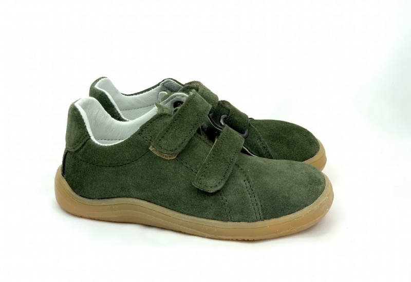 Baby Bare Shoes Febo pomlad army