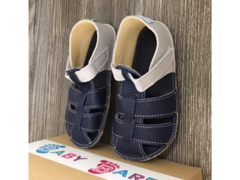 Baby bare shoes Sandals Gravel