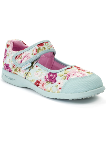 Pediped Flex - Bree Blue Floral