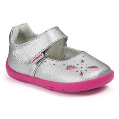 Pediped Grip'n'Go - Antoinette silver