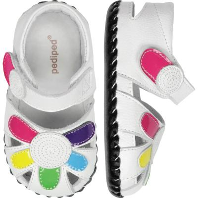 Pediped Originals - Daisy white multi