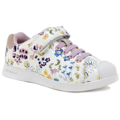 Pediped Flex - Jake white floral