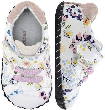 Pediped Originals - Jake white floral