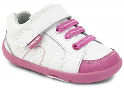 Pediped Grip'n'Go - Dani white pink