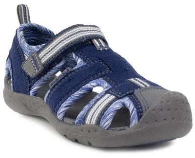 Pediped Flex - Sahara Blue Stripe