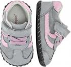 Pediped Originals - Cliff grey pink