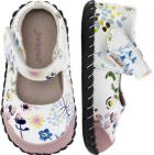 Pediped Originals - Louisa white floral